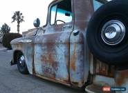 1957 Chevrolet Other Pickups PATINA SHOP TRUCK for Sale