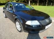 2003 Volkswagen Passat 1.9TDI 130bhp Sport for Sale