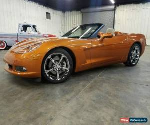 Classic 2008 Chevrolet Corvette Base Convertible 2-Door for Sale