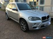 BMW X5 M SPORT 3.0 D E70 FULL  SERVICE HISTORY  for Sale