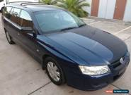 2006 HOLDEN COMMODORE VZ EXECUTIVE WAGON - 9 MONTHS REGO - DUAL PETROL AND LPG for Sale