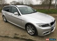 2009 59 BMW 320D M SPORT TOURING AUTO LCI FULL LEATHER FACELIFT ESTATE FSH for Sale