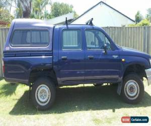 Classic toyota dual cab 4x4 for Sale
