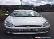 Ford Focus Zetec Collection Silver 1.8 Petrol Family Owned  for Sale