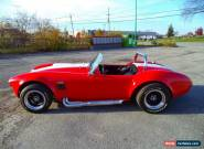 Shelby: cobra  shelby for Sale