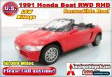 Classic 1991 Honda Beat Convertible for Sale