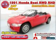 1991 Honda Beat Convertible for Sale
