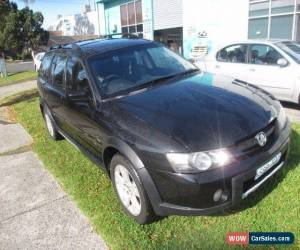 Classic HOLDEN ADVENTRA V8  LX8 GEN3 V8 AUTO 2003 7 SEATER WAGON LEATHER TRIM MAGS for Sale