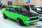 Classic 1977 Holden Torana LX S Green Automatic A Sedan for Sale