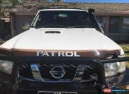 2005 Nissan GU IV Patrol 4.2L Diesel Manual for Sale