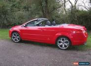 FORD FOCUS CC3 CABRIOLET 2009  LOW MILEAGE for Sale