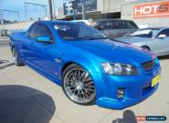 2009 Holden Ute VE MY09.5 SS Blue Automatic A Utility for Sale