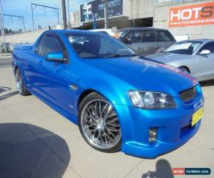 Classic 2009 Holden Ute VE MY09.5 SS Blue Automatic A Utility for Sale