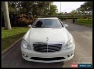 2008 Mercedes-Benz S-Class Base Sedan 4-Door for Sale