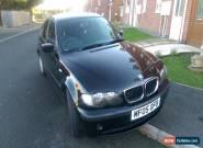 BMW 320 D ES BLACK for Sale