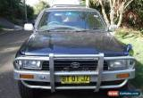 Classic 1992 Toyota Hilux Surf 2.4 litre turbo diesel for Sale