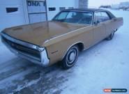 1970 Chrysler 300 Series for Sale