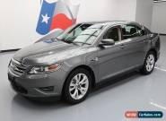 2011 Ford Taurus SEL Sedan 4-Door for Sale