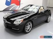 2014 Mercedes-Benz SLK-Class Base Convertible 2-Door for Sale