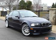 2004 BMW M3 Base Coupe 2-Door for Sale
