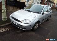 Ford Focus 5dr silver 1.8 TDCI for Sale