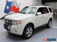 2012 Ford Escape Limited Sport Utility 4-Door for Sale