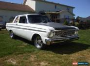 Ford : Falcon Sleeper street car. for Sale