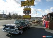1958 Chevrolet Impala 2 Door Sport Coupe for Sale