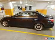 2008 BMW 5-Series 550i   Navigation for Sale