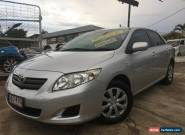 2008 Toyota Corolla ZRE152R Ascent Silver Ice Automatic 4sp A Sedan for Sale