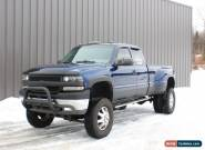 2001 Chevrolet Silverado 3500 3500HD for Sale
