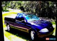 Ford AU Falcon Ute for Sale