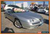 Classic 2002 Alfa Romeo Spider Twin Spark Manual 5sp M Convertible for Sale