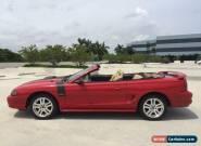 1996 Ford Mustang GT Convertible 2-Door for Sale