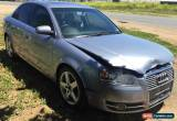 Classic 2005 AUDI A4 TURBO 1.8L 7spd PETROL LIGHT DAMAGED REPAIRABLE DRIVES  for Sale