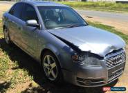 2005 AUDI A4 TURBO 1.8L 7spd PETROL LIGHT DAMAGED REPAIRABLE DRIVES  for Sale