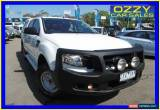 Classic 2013 Ford Ranger PX XL 3.2 (4x4) Cool White Automatic 6sp A Dual Cab Utility for Sale