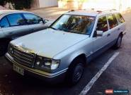 Mercedes Benz 230TE 1989 7 Seater  for Sale
