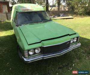 Classic HOLDEN HJ PANELVAN for Sale