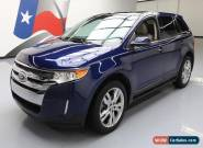 2012 Ford Edge Limited Sport Utility 4-Door for Sale