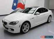 2014 BMW 6-Series Base Coupe 2-Door for Sale