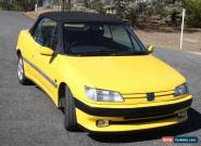 Peugeot 306 Convertible Auto for Sale