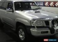 2006 Nissan Patrol ST 4x4 Wagon AZG79T for Sale
