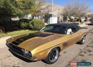 1972 Dodge Challenger 2 door coupe for Sale