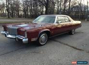 1975 Chrysler Imperial LeBaron for Sale
