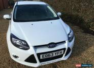 Ford Focus 1.6 TDCi Titanium 5dr 2013 for Sale