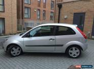 2006 FORD FIESTA 1.4  ZETEC CLIMATE SILVER for Sale