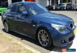 Classic BMW 530i Motor sport for Sale