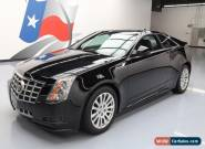 2014 Cadillac CTS Base Coupe 2-Door for Sale