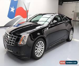 Classic 2014 Cadillac CTS Base Coupe 2-Door for Sale